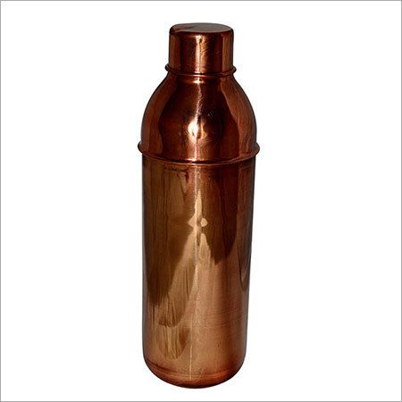 Pure Copper Water Bottle for Ayurvedic Health Benefits  Joint Free